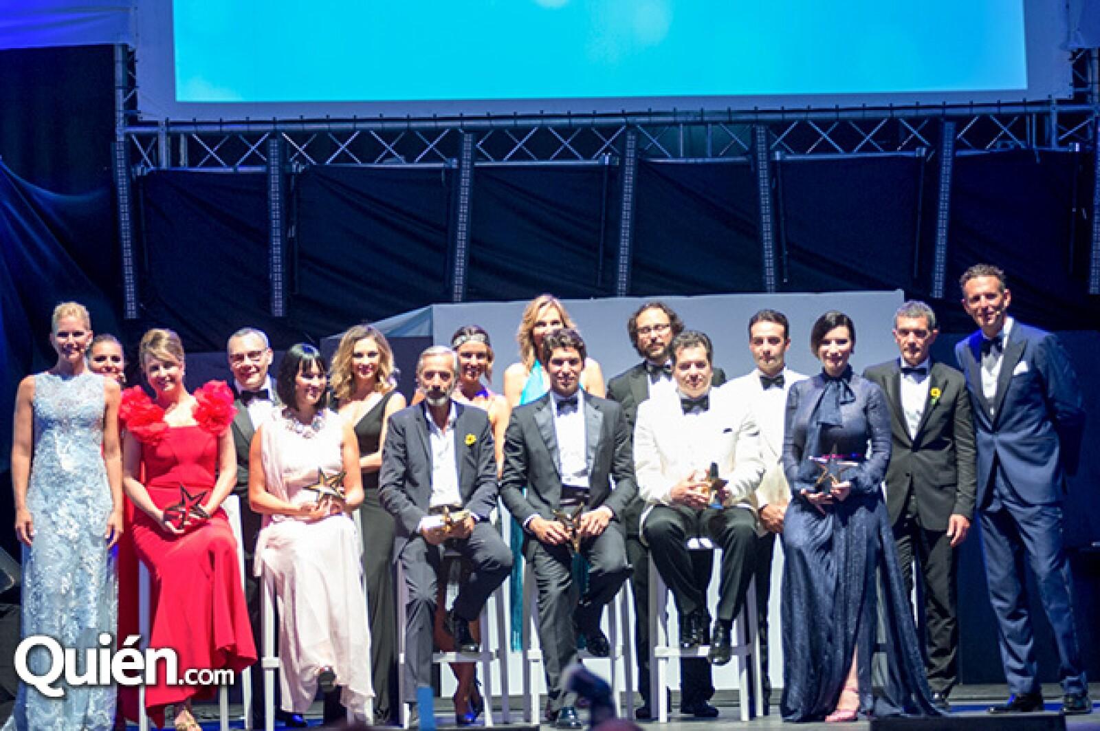 Premiados Starlite Gala