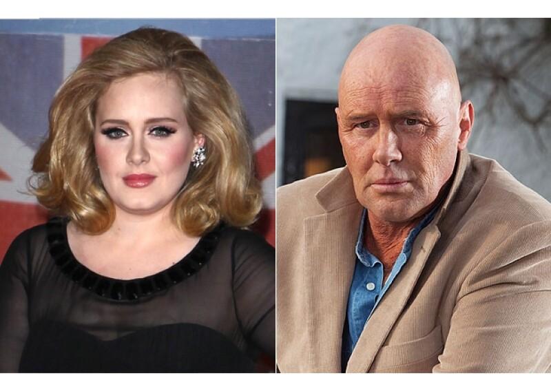 Mark Evans, padre de la cantante dice estar muy triste porque a pesar de todos los intentos de reconciliación con Adele, ella no le permite ver a su nieto.