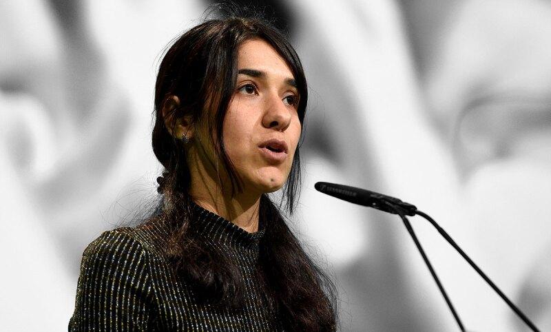 yazidí-Nadia-Murad-Ganadores-Premio-Nobel-Paz