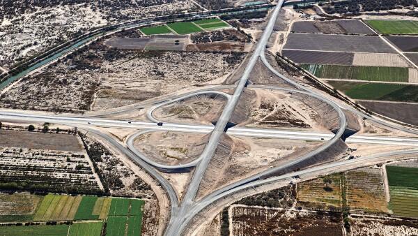 Nuevas autopistas.