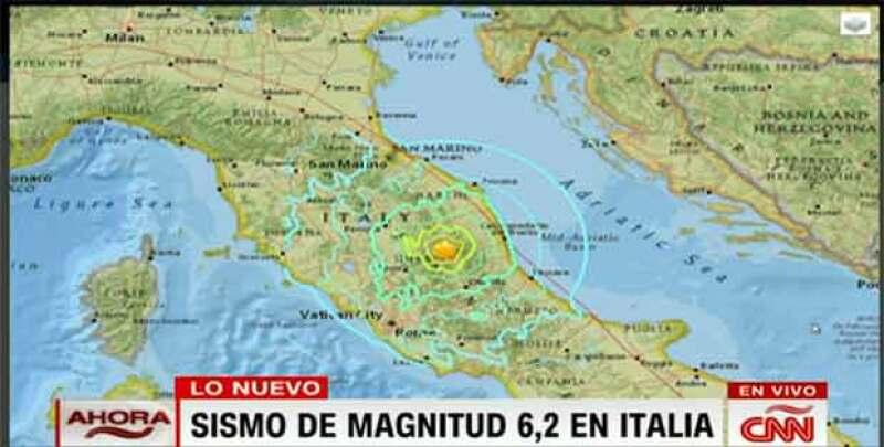 El día de ayer un terremoto afecto la parte central de Italia y hasta el momento ha dejado más de 252 víctimas, sin embargo, el equipo de rescate logró encontrar a una pequeña entre los escombros.