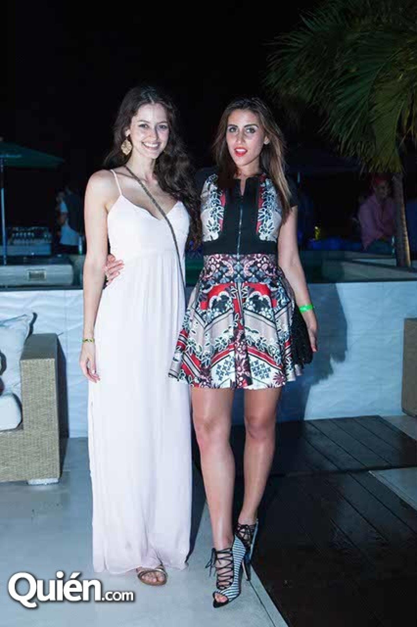 Mariana de Lucca y Sofía Rivera Torres