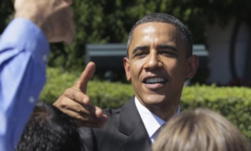 Barack Obama aprovechó su mensaje semanal para identificarse con el público contra un Congreso que tiene un bajo índice de aprobación.  (Foto: AP)