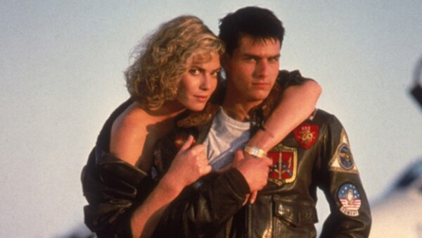 Fotograma de cinta Top Gun