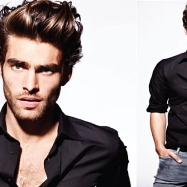Fue descubierto en 2003, desde entonces ha realizado campañas de publicidad de Just Cavalli, Versace y Giorgio Armani. En MODELS.com está en el número 8 en los Top 50 Modelos Masculinos.