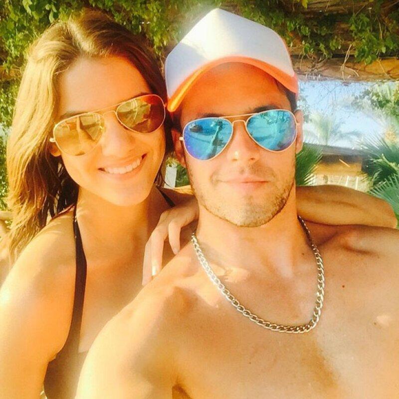 En entrevista, el actor reveló que a pesar de tener tres meses de relación con Margón Cano, ella es el amor de su vida.