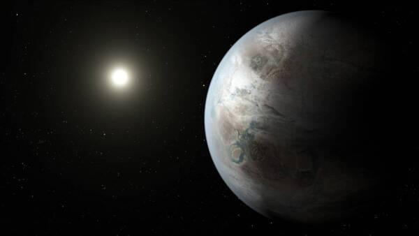 NASA halla 10 planetas con condiciones de ser habitables