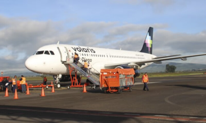 Volaris inauguró la ruta nacional Tijuana-Durango. (Foto: Cuartoscuro )