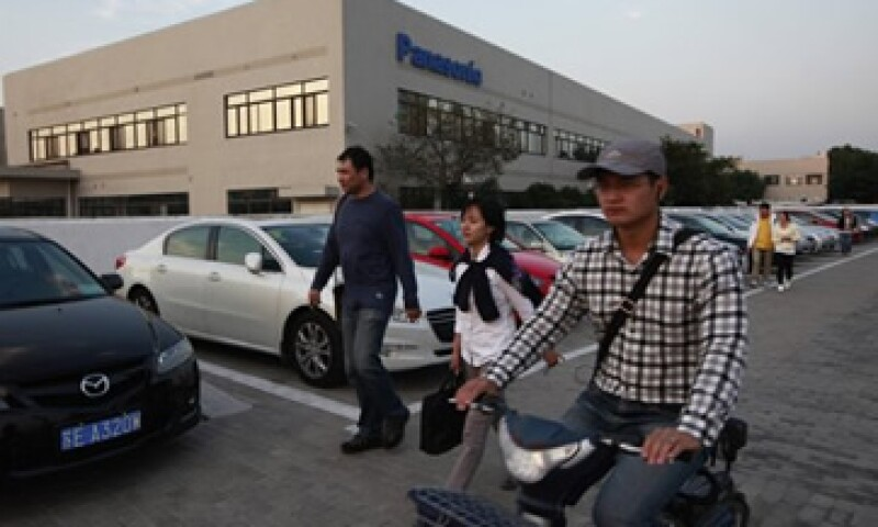 Instalaciones de Panasonic fueron atacadas por grupos antijaponeses.  (Foto: Reuters)