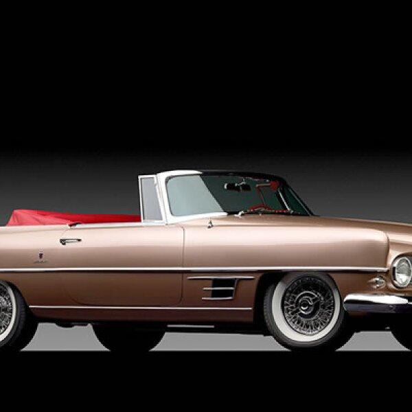 """El auto de Chrysler era considerado en su momento """"la más alta expresión del buen gusto"""". Se vendió por 465,000 dólares."""