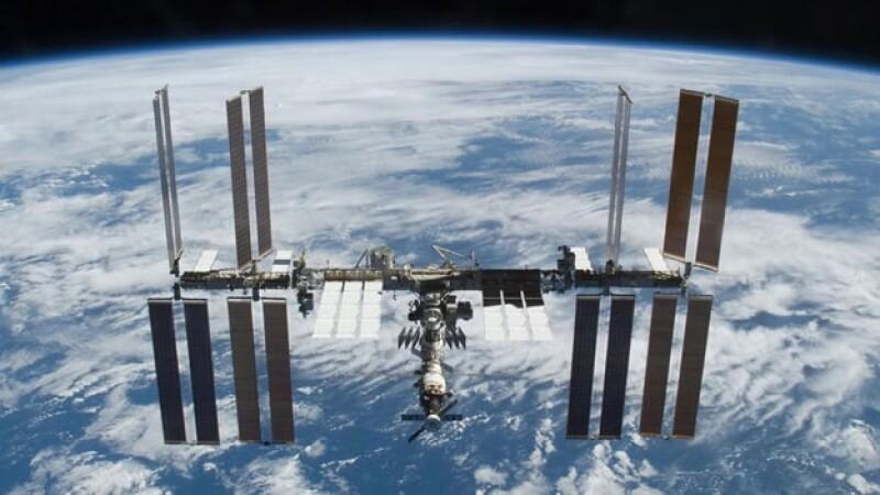 NASA Estacion Espacial Internacional