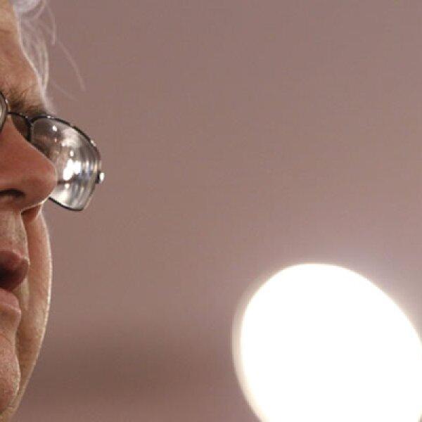 Agustín Carstens ha reconocido su desventaja; sin embargo, ha realizado una vigorosa campaña basado en su experiencia como ex funcionario del FMI.