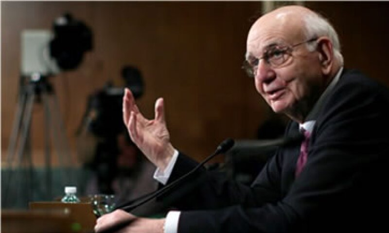 Volcker dijo que es difícil deshacerse de la idea de permitir algo de inflación ante un estímulo monetario. (Foto: Cortesía CNNMoney.com)