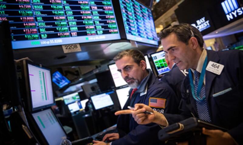 El Nasdaq cae 0.01% en la Bolsa de Nueva York. (Foto: AFP )