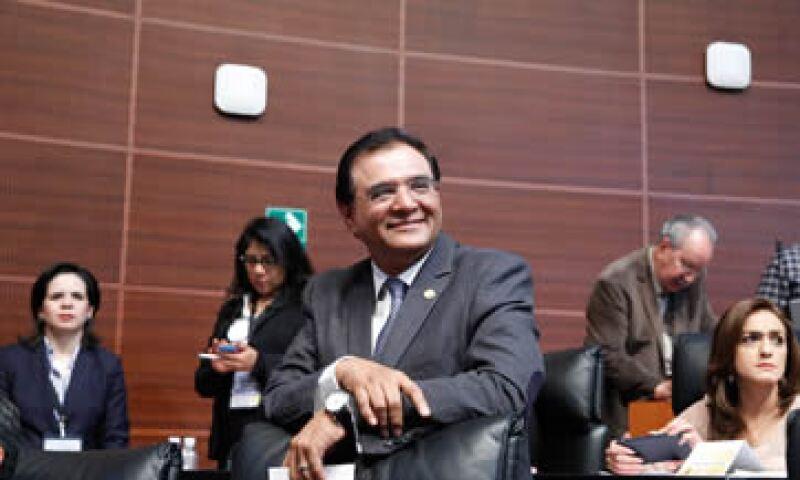 El ex perredista Benjamín Robles aparecerá en la boleta electoral como candidato a la gubernatura de Oaxaca. (Foto: Cuartoscuro)