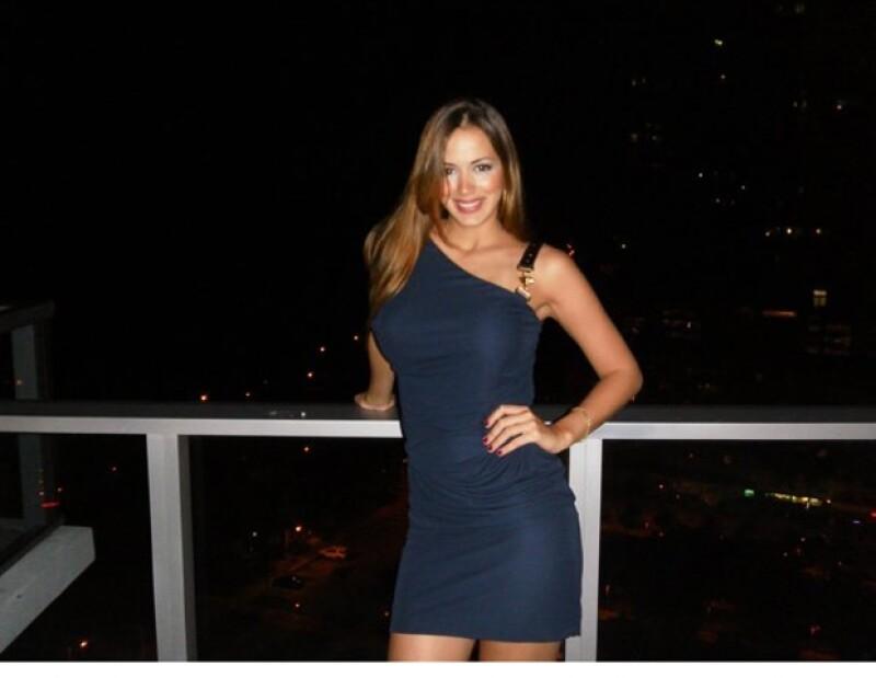 La modelo es considerada una las más hermosas de Latinoamérica.