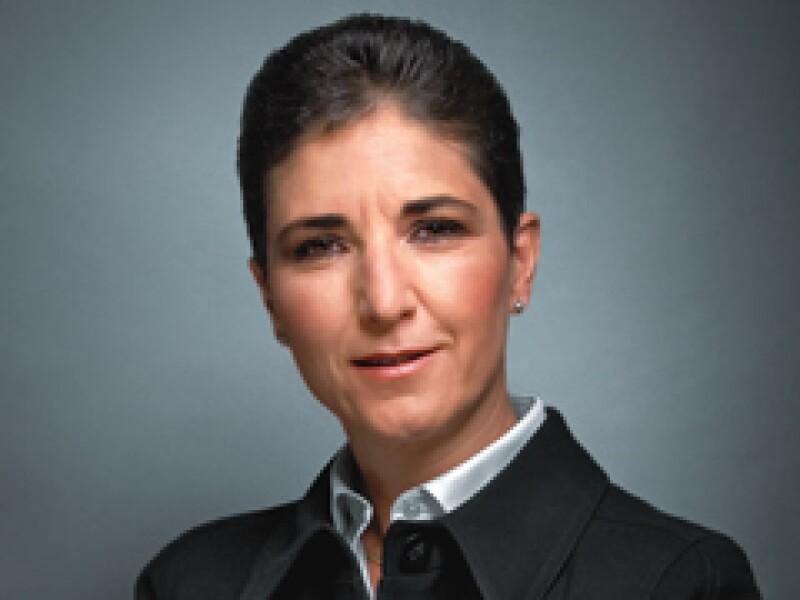 La Vicepresidenta de Operación y Negocios de MetLife México. (Foto: Gilberto Contreras)