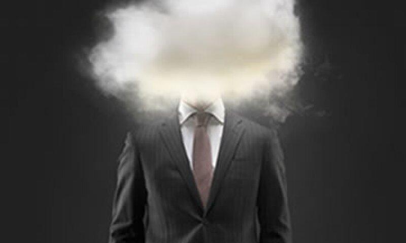 Las empresas mexicanas dedican en promedio 5% de su presupuesto de TI a la nube. (Foto: Archivo)