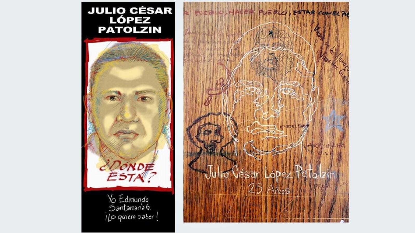 Julio Cesar Lopez Ayotzinapa