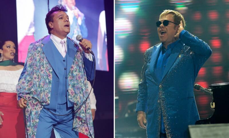 Aseguran que ambos cantantes se encuentran negociando un dueto, mismo que sería incluido en el siguiente álbum de Juanga.