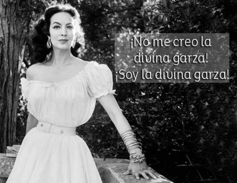 María Félix sigue siendo un ícono de una Super Woman.