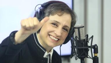 Carmen Aristegui SCJN