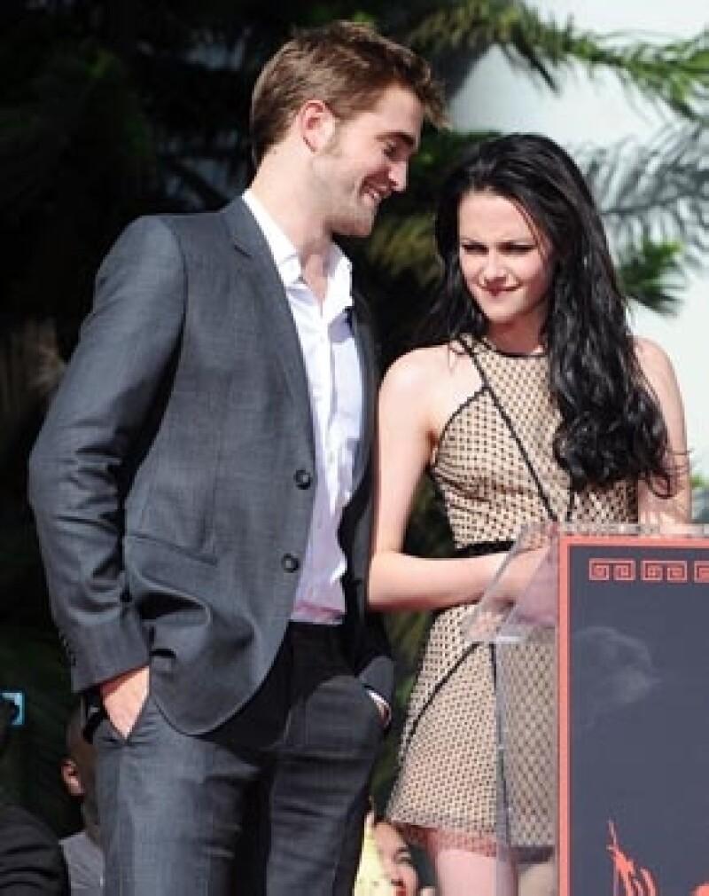 La pareja no ha hablado de su relación públicamente, sin embargo, ella sí confirmó que le gustaría ser madre.