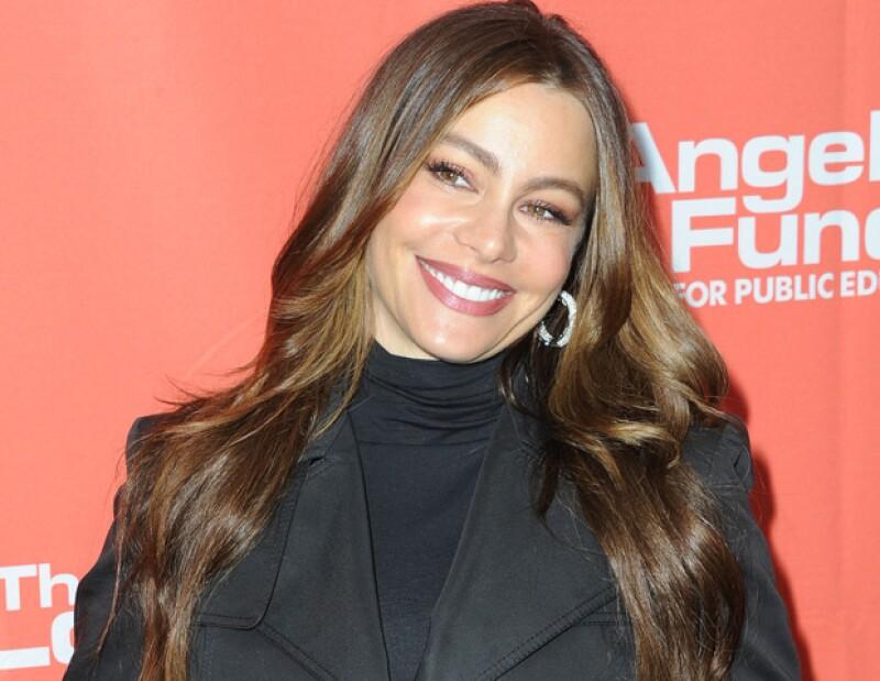 La famosa actriz colombiana no pudo entrar a una fiesta debido a que el personal de seguridad le pareció que no tenía la mayoría de edad.
