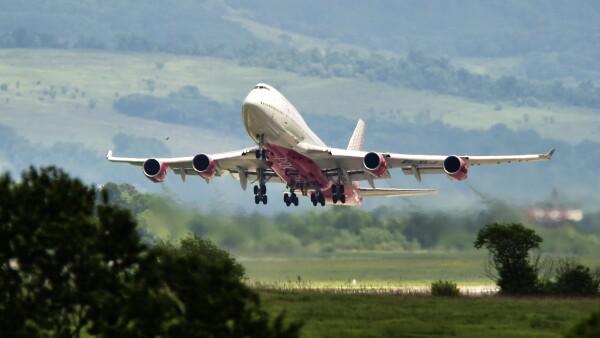 Los envíos de la industria aeroespacial alcanzaron 7,300 mdd en 2015