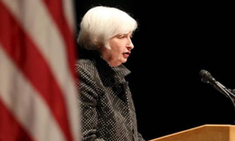 Yellen dijo que la Fed no puede tener las tasas en cero durante mucho más tiempo. (Foto: Reuters)