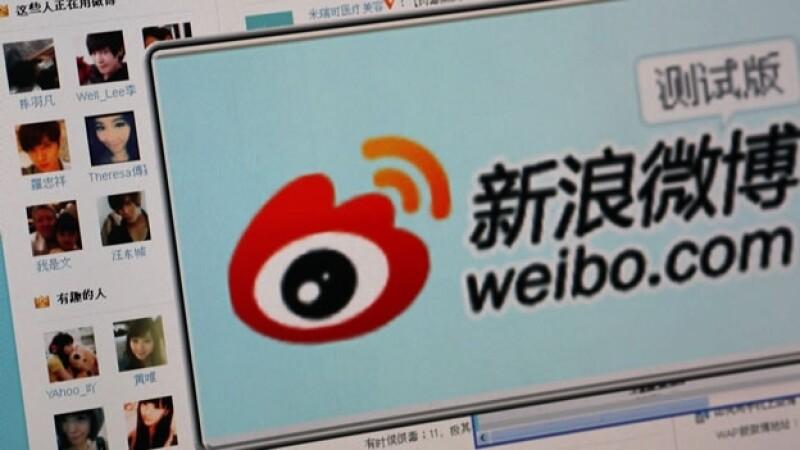 sina weibo Archivo