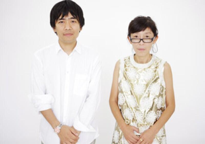 Kazuyo Sejima y Ryue Nishizawa se unieron para formar el despacho SANAA en 1995.  (Foto: Cortesía SANAA)