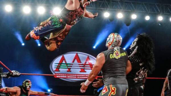 Lucha libre por streaming