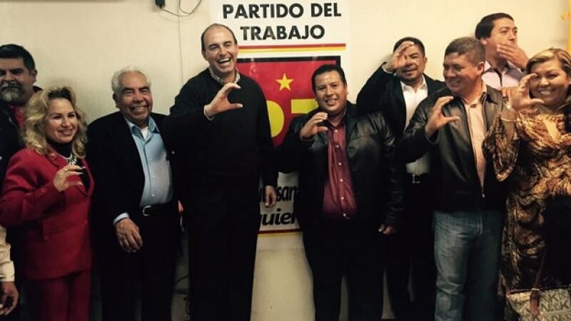 Fernando Perez Espinosa SLP izquierda