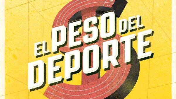 Podcast Expansión el Peso del Deporte. Deportes y negocios.