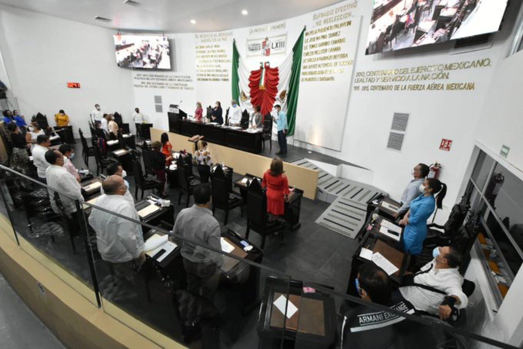 congreso de Tabasco