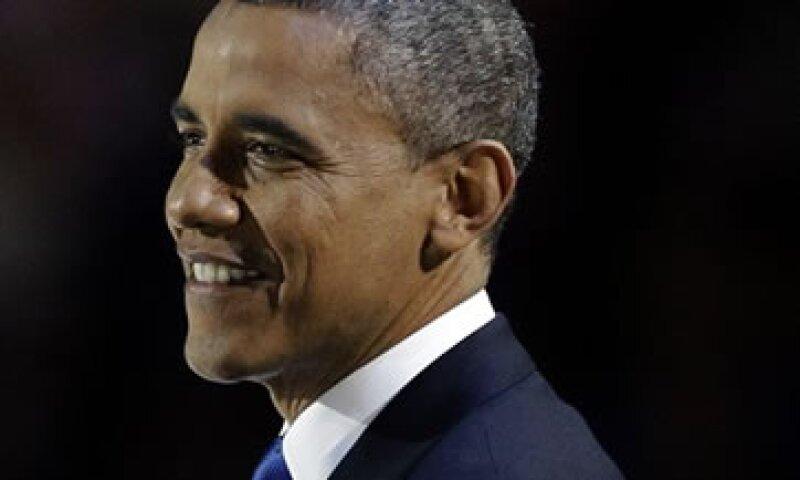 Obama deberá enfrentar ahora la amenaza del precipicio fiscal estadounidense.   (Foto: AP)