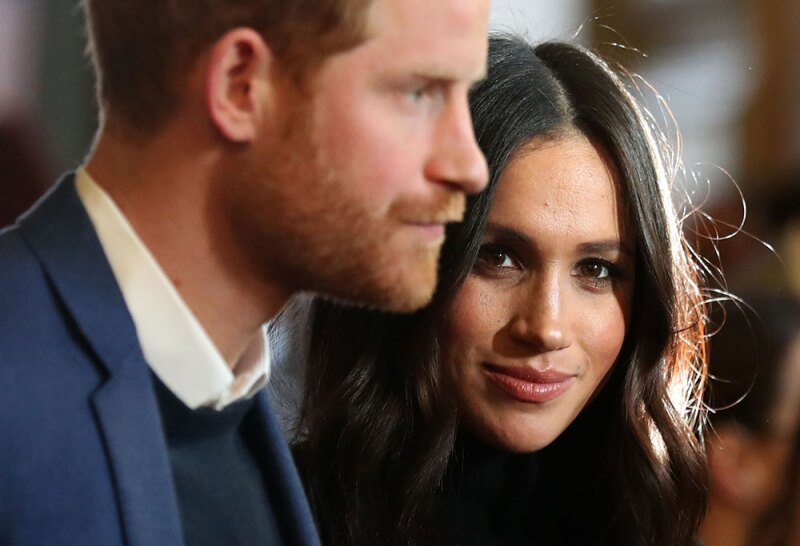 Harry y Meghan ántrax