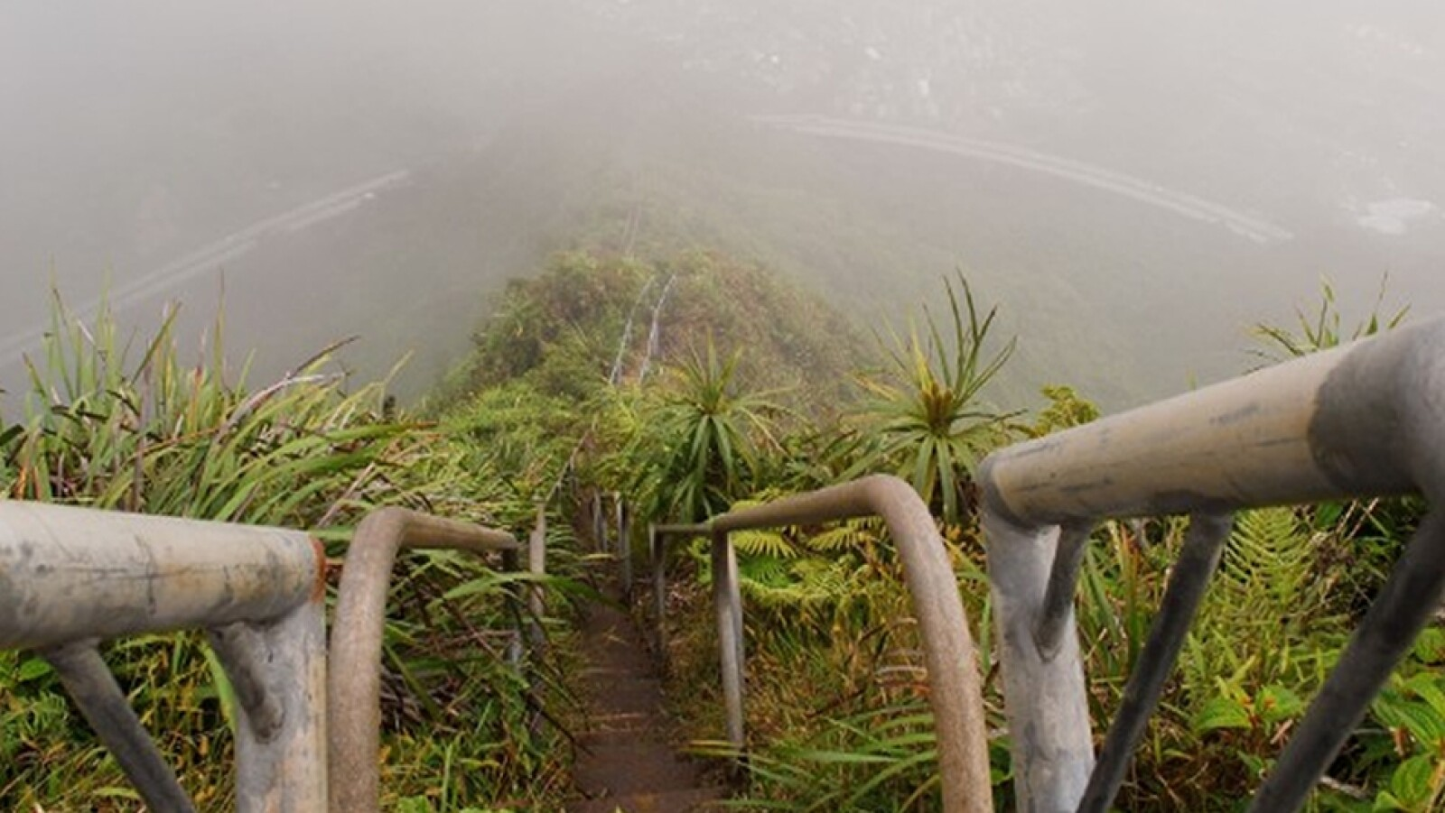 Haiku Escaleras, Hawaii