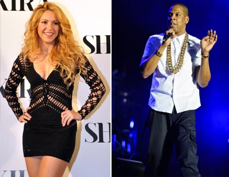 Shakira aseguró que Jay Z se queja de la tensión que genera la colombiana por su actitud energética.