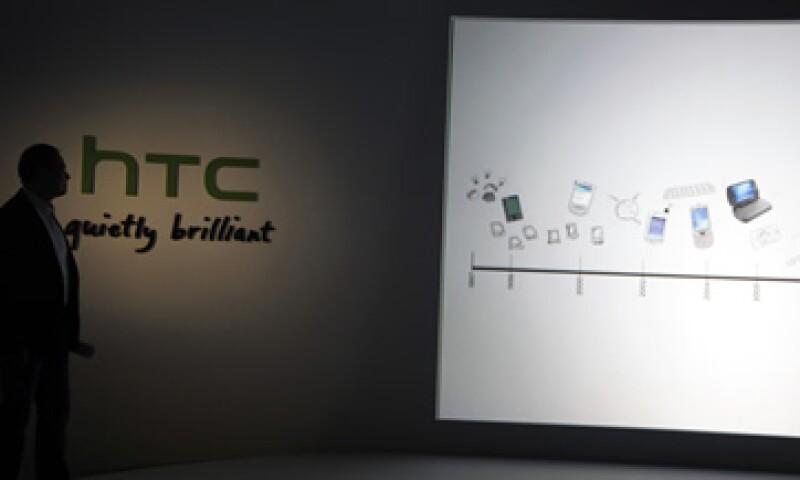 Desde el principio, HTC surgió como la compañía con más probabilidades de tener éxito como el gran fabricante de teléfonos Android. (Foto: AP)