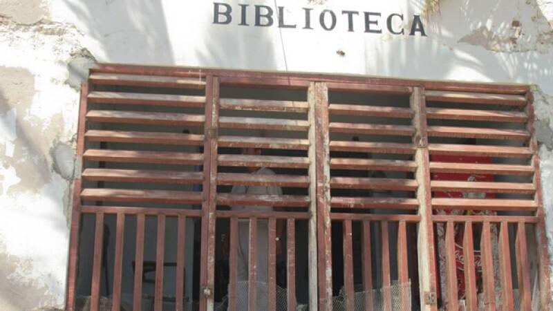 biblioteca de las islas marias