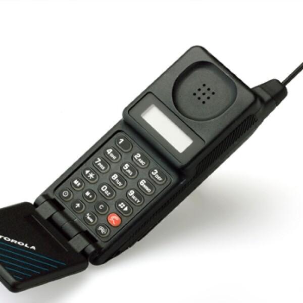 Motorola MicroTAC 1991 historia celulares