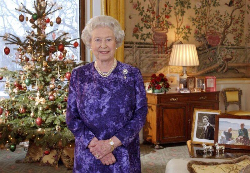 Queen Elizabeth's Christmas meesage