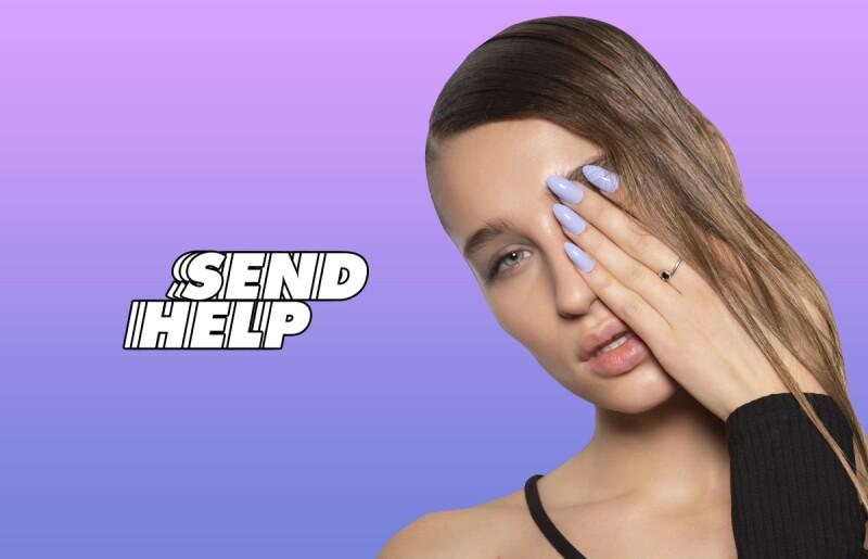 manicure en gel-en casa-acetona-uñas-lima-aceite-cutícula