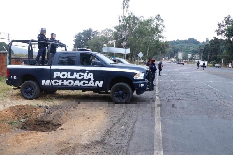 inseguridad michoacán