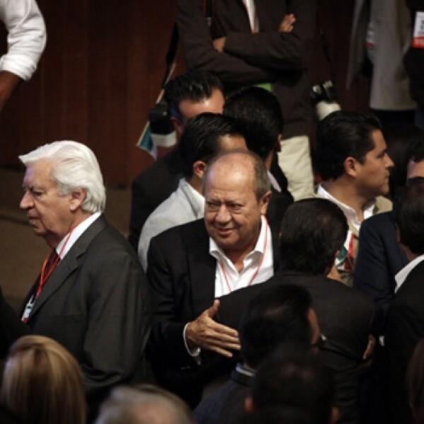 Carlos Romero Deschamps políticos PRI voto