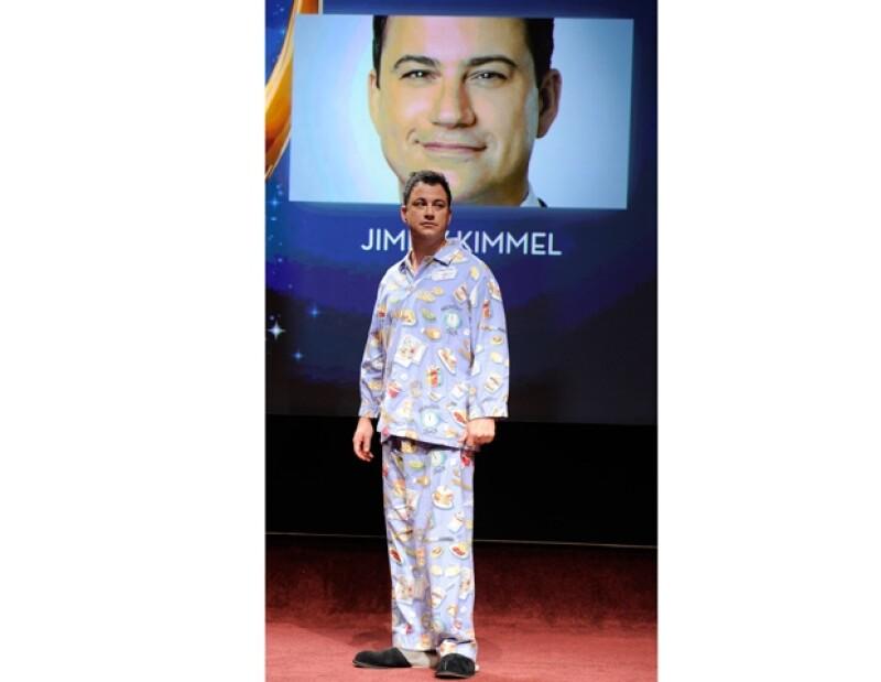 Así se presentó cuando dieron a conocer las nominaciones al Emmy.