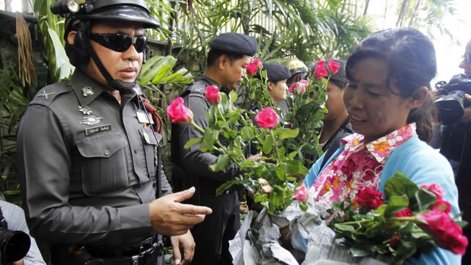 Juegos del Hambre Tailandia 6
