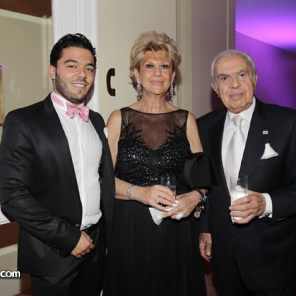 Moisés Perla,Patricia Marbez,Antonio Marbez
